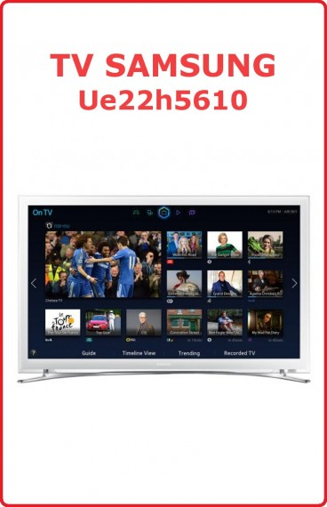 TV Samsung UE22H5610