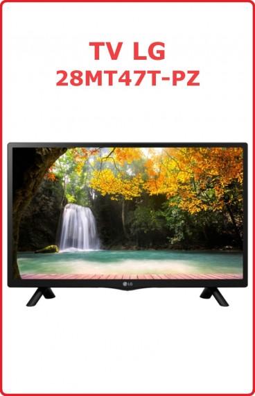 TV LG 28MT47T-PZ
