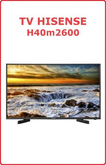 TV Hisense H40M2600