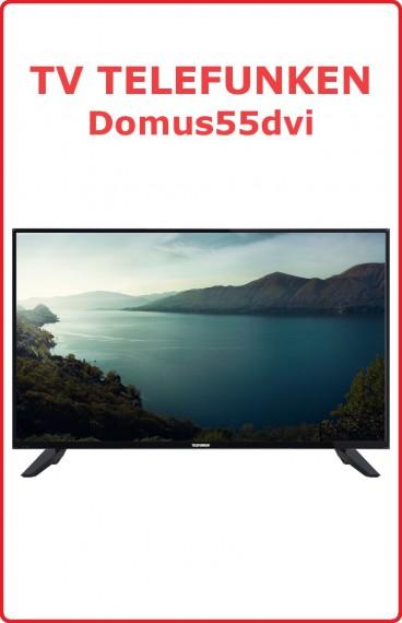 """TV Telefunken 55"""" DOMUS55DVI"""