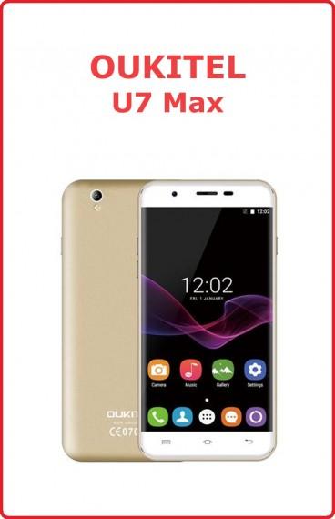 Oukitel U7 Max
