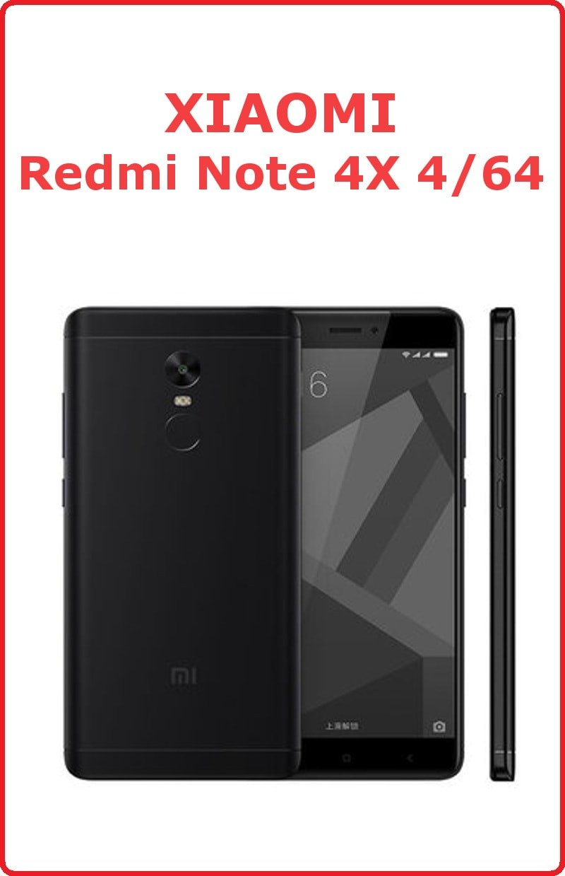 Xiaomi Redmi Note 4X 4/64
