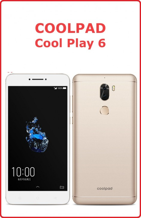 Coolpad Cool Play 6