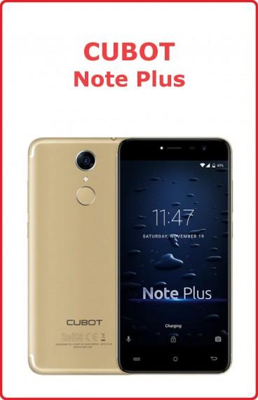 Cubot Note Plus