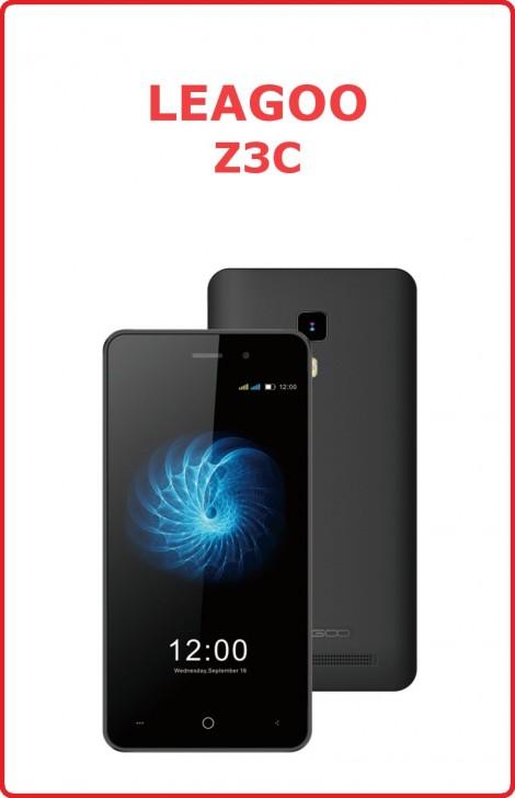 Leagoo Z3C