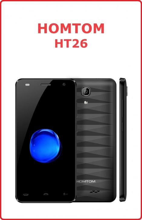 Homtom HT26