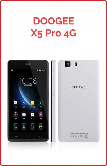 Doogee Galicia X5 Pro 4G