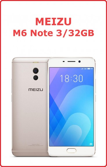Meizu M6 Note 3/32GB