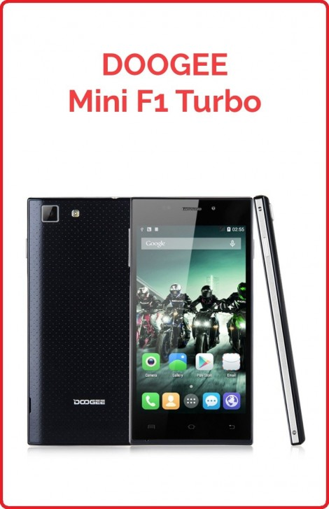 Doogee Turbo Mini F1 3G