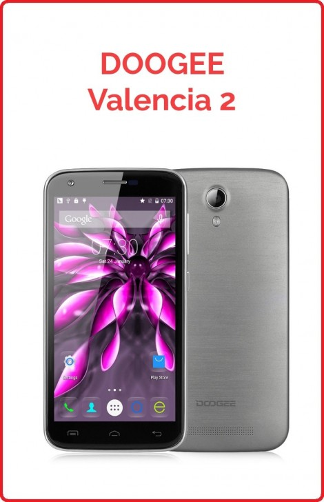Doogee Valencia 2
