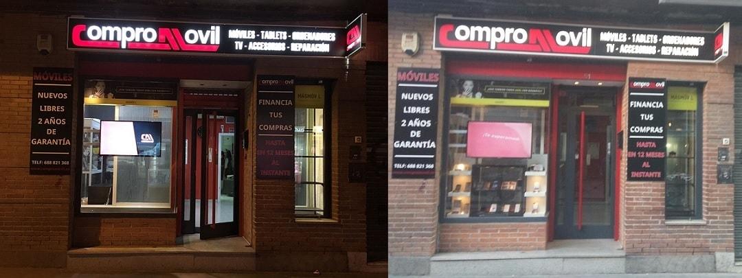 Tienda Compromovil Madrid